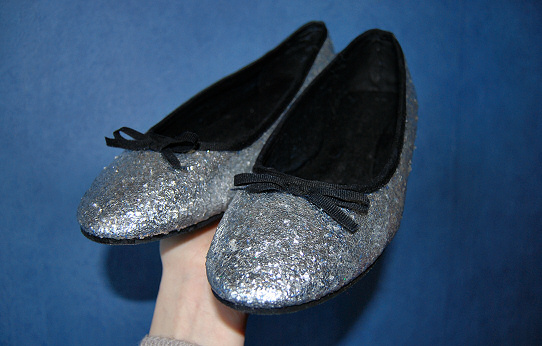 Ballerina Shoes After