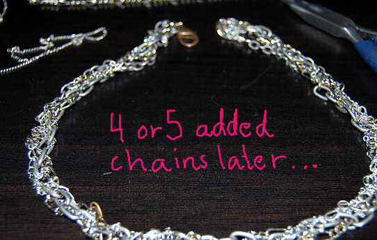chain layers