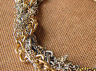 Scrap Chain Necklace