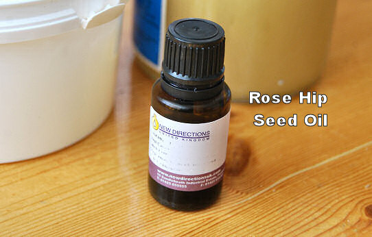 rose hip seed oil new directions uk