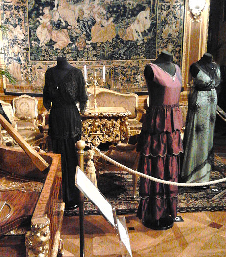 Hallwyl Museum Featuring Costumes from Downton Abbey