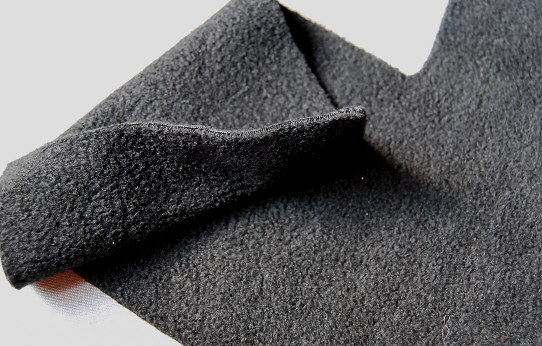 fleece fabric used