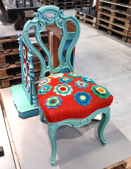 roco revival chair remake refurbished