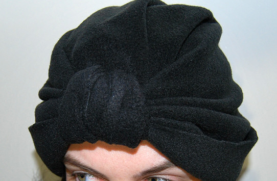 Turban Hat DIY – Printable Pattern | Rags to Couture