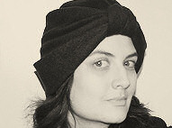Fleece Turban Hat