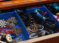 Jewelry Compartment