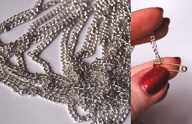 curb chain for necklace