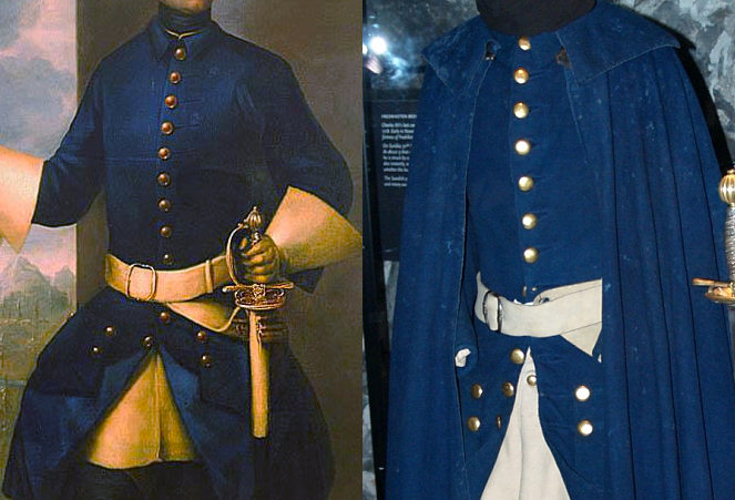 karl xii uniform charles xii livrustkammaren stockholm swedish king