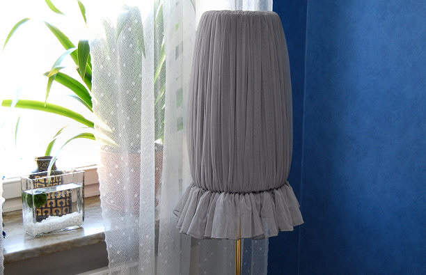 lamp cover diy