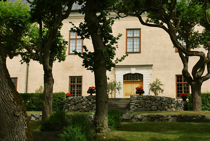 Swedish 1700's manor house