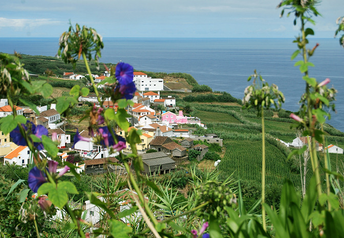 village on sao miguel azores