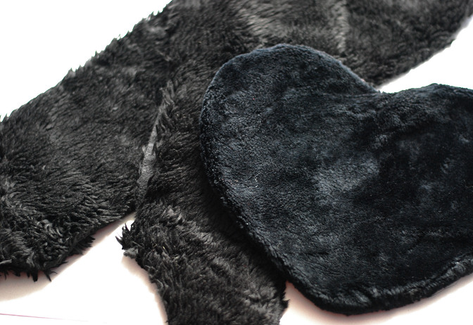 plush faux fake fur fabric textile