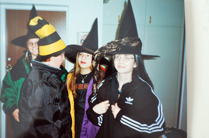 1998 witch hat